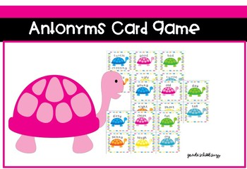 https://www.teacherspayteachers.com/Product/Turtle-Antonyms-709092