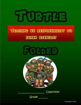 Turtle Folder