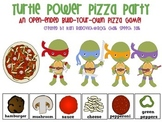 Turtle Power Pizza Party: An Open-Ended, Build-Your-Own Pi