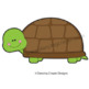 Turtle Puzzle Cards and Turtle Clip Art