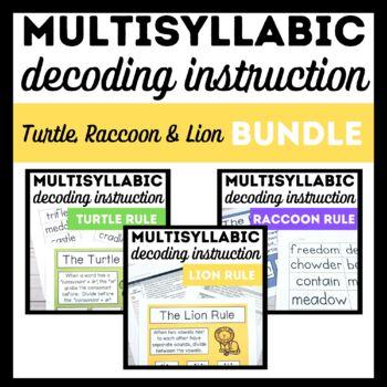 Turtle, Raccoon, and Lion Rule Bundle-Books 6, 7 & 8