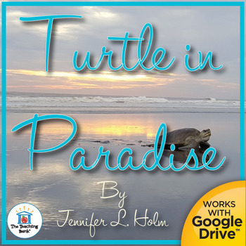 Turtle in Paradise Novel Study CD