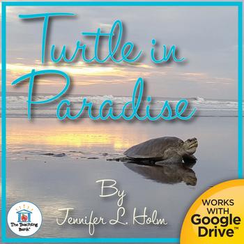 Turtle in Paradise Novel Study Book Unit