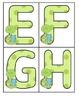Turtles Large Alphabet Letters - FREE