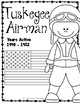 Tuskegee Airman Biography Research Bundle {Report, Trifold