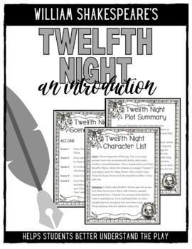 Twelfth Night vs. She's The Man Comparison Charts