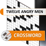 Twelve Angry Men - Review Crossword Puzzle