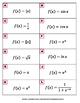 Twelve Basic Functions Card Match