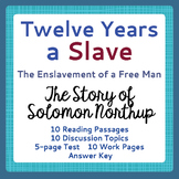 Black History Slavery Twelve Years a Slave