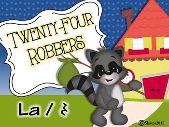 Twenty-Four Robbers (La & Rest)