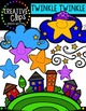 Twinkle Twinkle Little Star {Creative Clips Digital Clipart}
