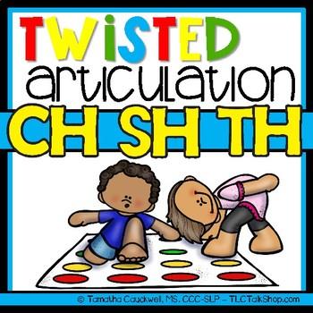 CH, SH, & TH: Twisted Articulation