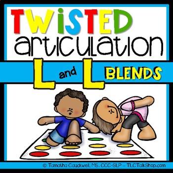 L & L-Blends: Twisted Articulation