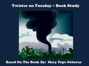 Twister on Tuesday - Book Study