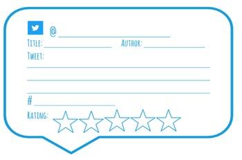 """Twitter Book Review - """"Tweet the Deets!"""""""