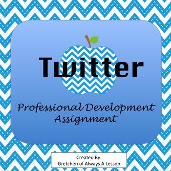 Twitter Chats Professional Development Assignment
