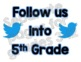 Twitter Social Media Tech Theme Follow Us Bulletin Board D
