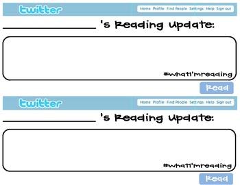 Twitter Update Sign