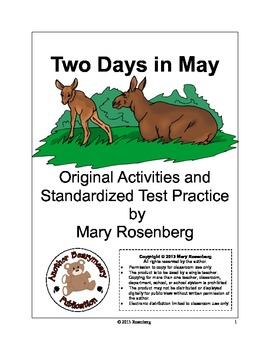 Two Days in May Original Activities and Standardized Test