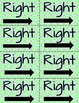 Two-Digit Addition with Regrouping Left-Right-Center Game