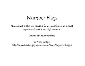 Two Digit Number Flags