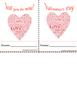 Valentine's Day: Two Non-Fiction Flip Books