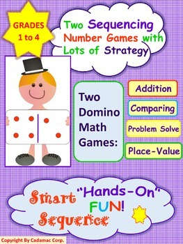 Sequencing Skills + Addition and Place Value