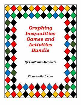 Graphing and Solving A System of Inequalities: Games and A
