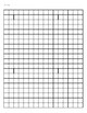Two and Three Digit Long Division on Graph Paper