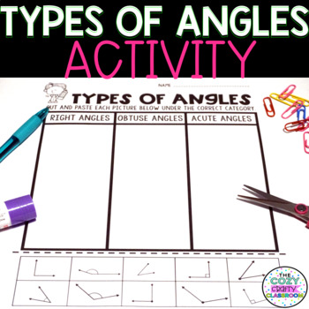 Types of Angles Sort