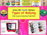 Types of Bullying Powerpoint