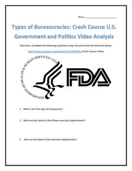Types of Bureaucracies: Crash Course U.S. Government and P