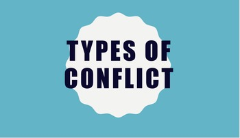 Types of Conflict Lesson