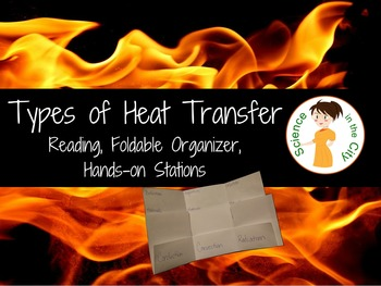 Heat Transfer Stations & Foldaway Notes