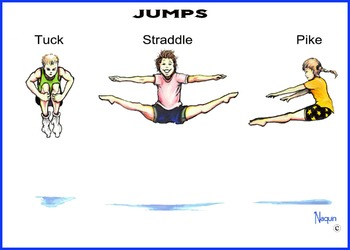 Types of Jumps