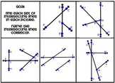 Types of Lines: Group Activity