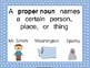 Types of Nouns Foldables and Posters