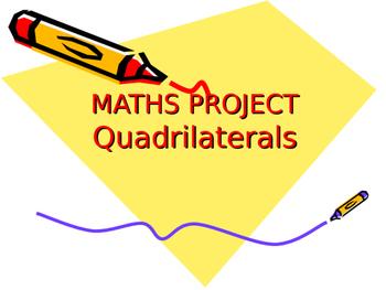 Types of Quadrilaterals