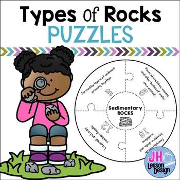 Rocks: Sorting Puzzles