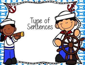 Types of Sentences Bundled!
