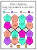 Types of Sentences Coloring Activity