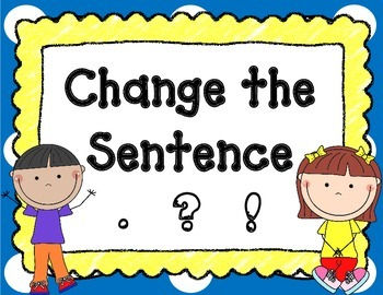 Types of Sentences- Declarative, Interrogative, Imperative