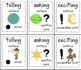 Types of Sentences Poster Set: Variety of Themes