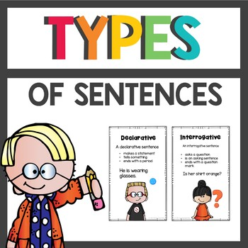 Punctuation and Types of Sentences