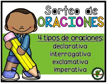 Types of Sentences (SPANISH)