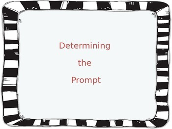 Types of Writing Prompts