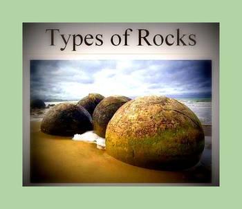 Rocks: three kinds of rocks; properties of rocks ~ a power