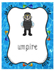 U Go Fish Card Game ~ Letter of the Week Supplement for th