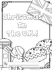 Christmas Around the World: U.K. Scrapbook {FREEBIE}