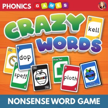 I Know - Crazy Words - A Game of Nonsense Words